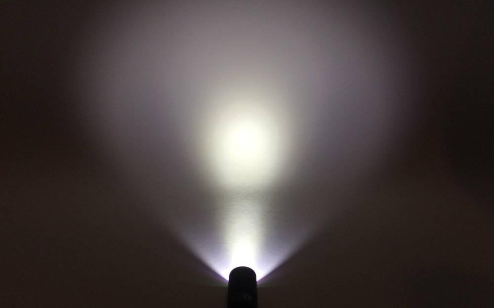 Lumintop Tool fénye
