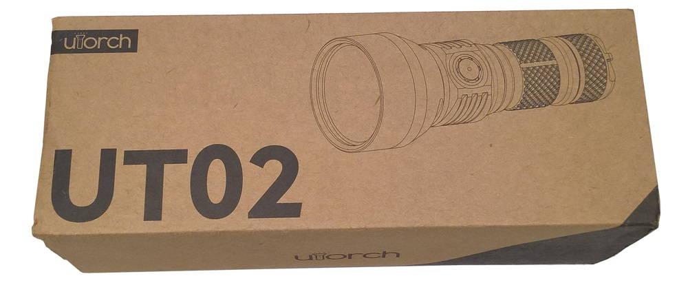 Utorch UT02 doboza