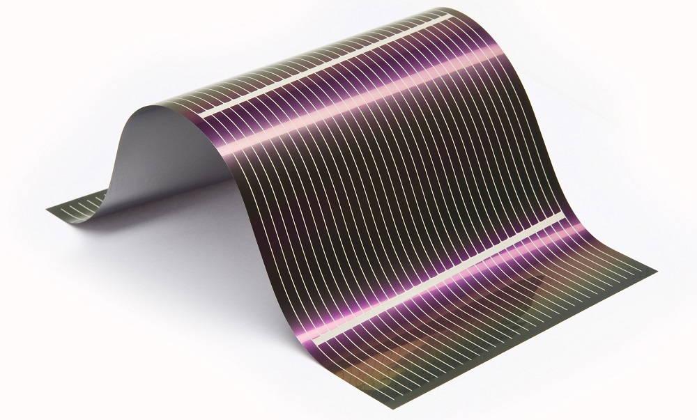 Vékonyfilmes napelem cella