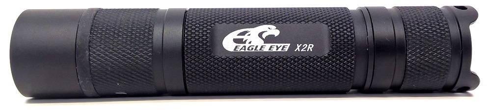 Eagle Eye X2R oldalról