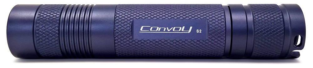 Convoy S2 XPL-HI oldalról