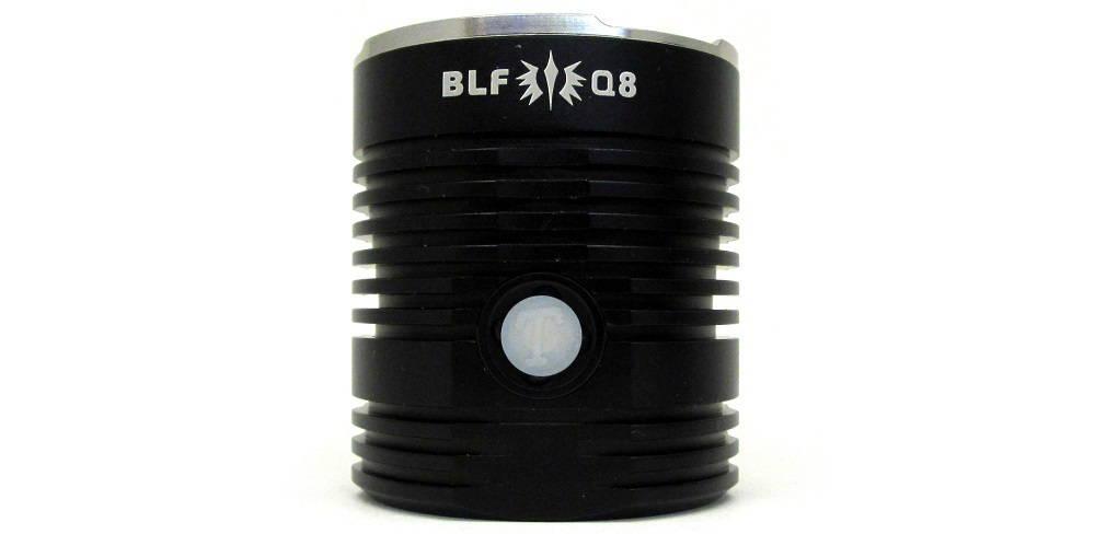 BLF Q8 hűtőborda