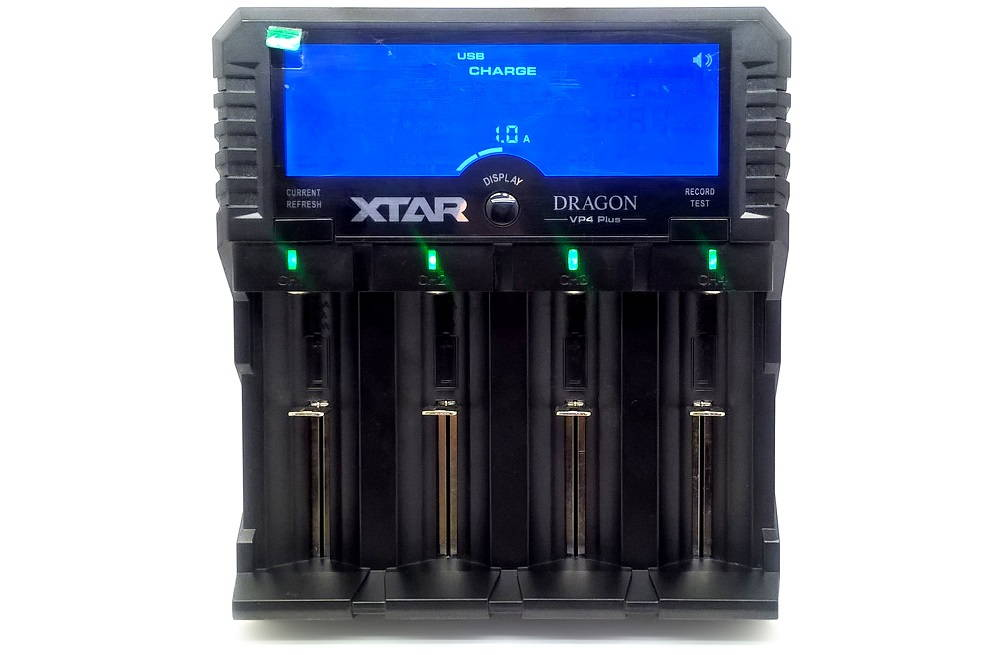 XTAR VP4 PLUS DRAGON current
