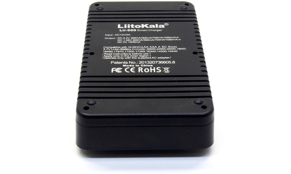 LiitoKala Lii-500 alja