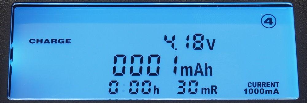 LiitoKala Lii-500 töltés