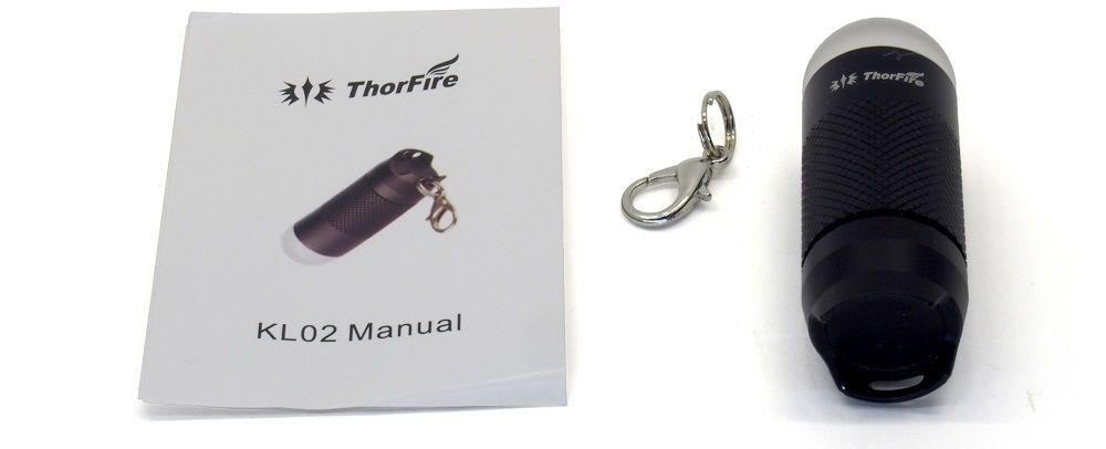 ThorFire KL02 tartozékok