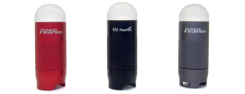 ThorFire KL02 AIMAI AK02 mellett