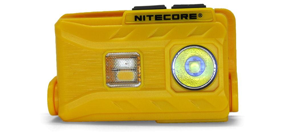 Nitecore NU25 szemből