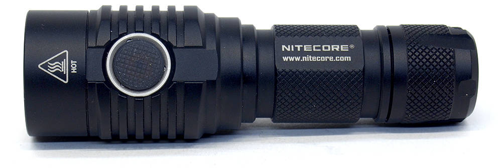 Nitecore MH23 oldalról