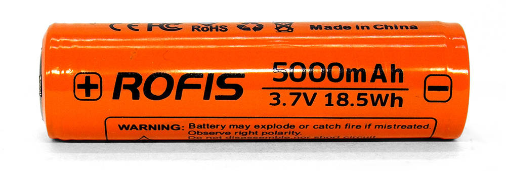 Rofis MR30 21700 5000mAh