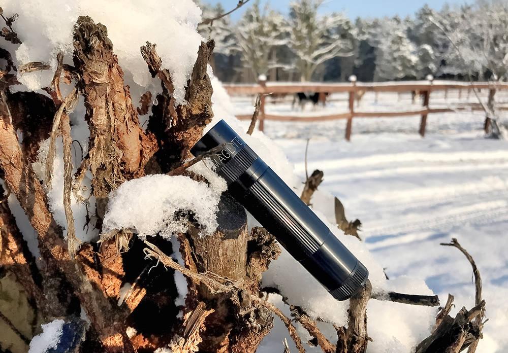 Maglite XL50 hóban