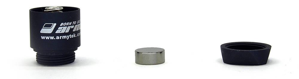 Armytek Tiara A1 PRO zárókupak mágnes