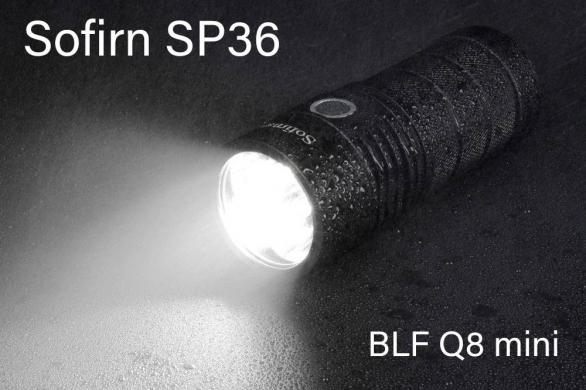 Sofirn SP36 borító
