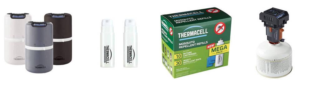 Thermacell készülékek 2