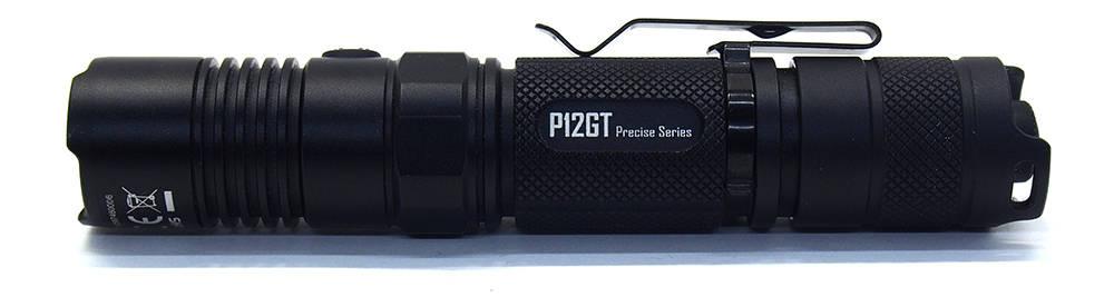 Nitecore P12GT klipsszel