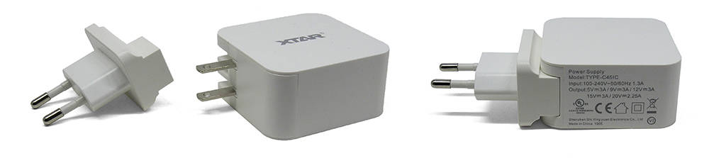 XTAR ST2 TYPE-C45IC