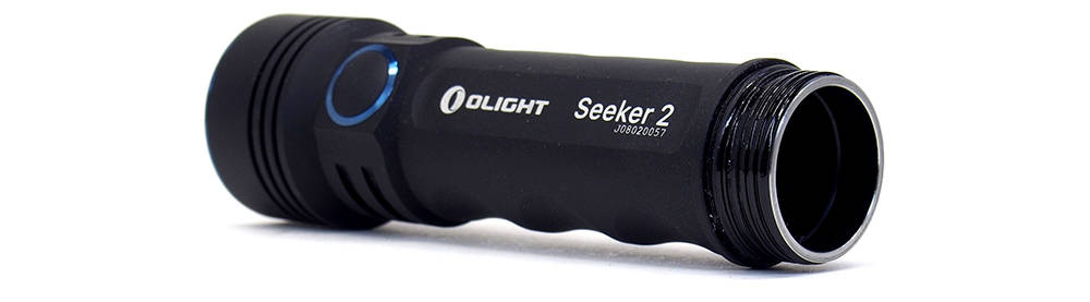 Olight Seeker 2 test