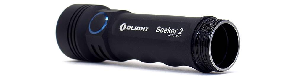 Olight Seeker 2 test