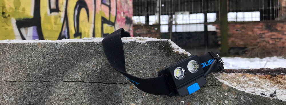 Olight H17R Wave graffitivel