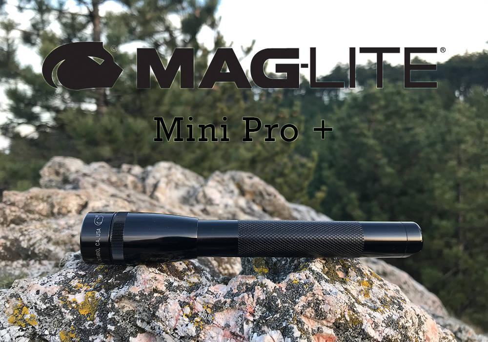 Maglite Mini Pro + borító