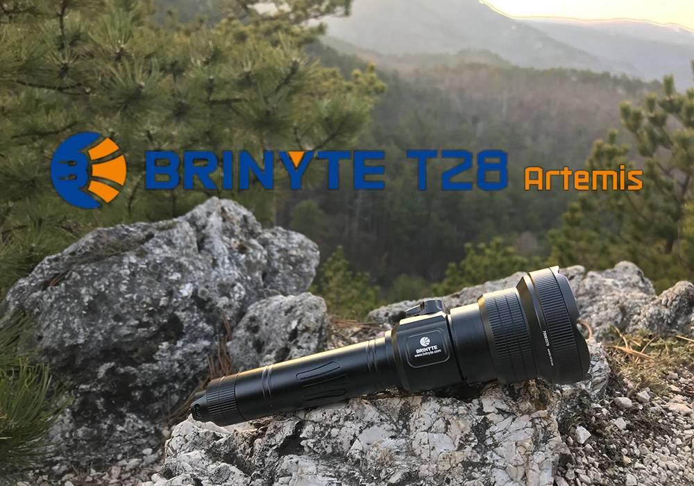 Brinyte T28 Artemis borító