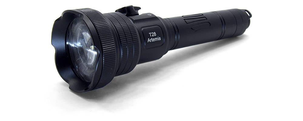 Brinyte T28 Artemis elölről