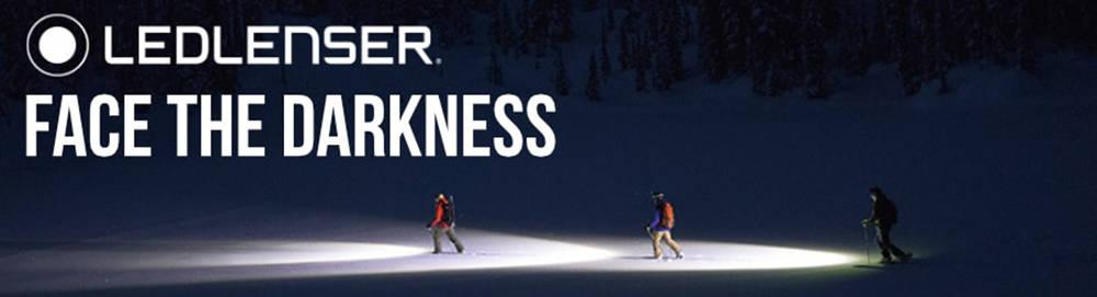 LedLenser snow banner