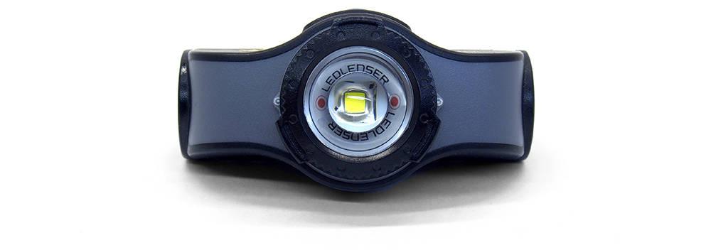 LedLenser MH3 szemből