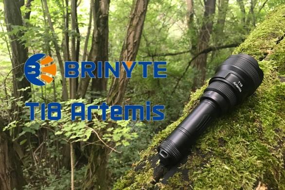Brinyte T18 Artemis borító