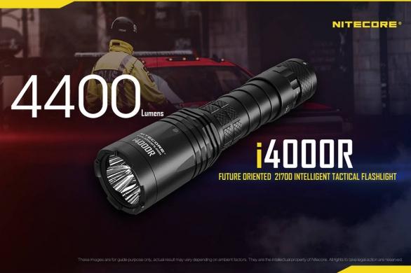 Nitecore i4000R borítókép