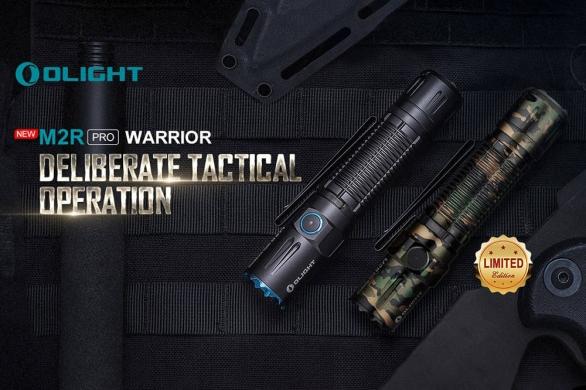 Olight M2R Pro Warrior borító