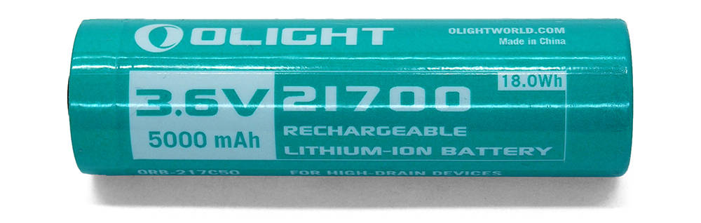 Olight M2R Pro Warrior 21700 ORB-217C50