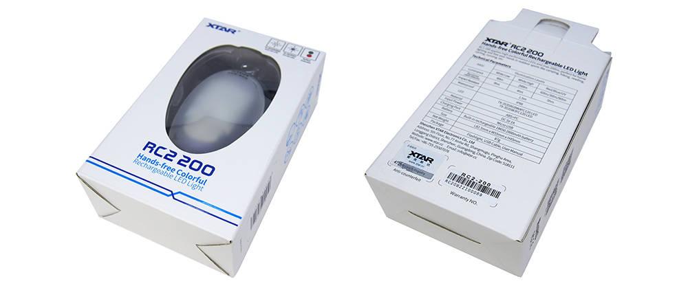 XTAR RC2-200 doboza