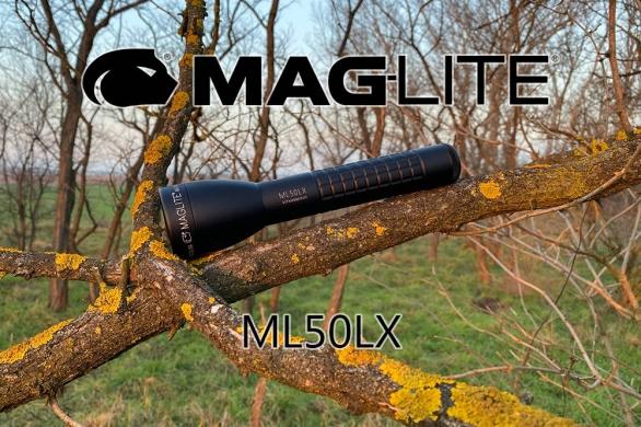 Maglite ML50LX borító
